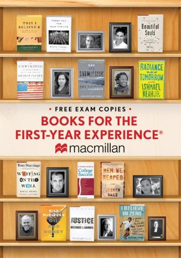 Macmillan's 2014 Books for Common Reading Catalog