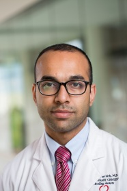 Haider Warraich (c) Shawn Rocco, Duke Health