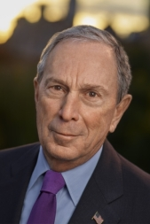Michael Bloomberg (C) Gregory Heisler